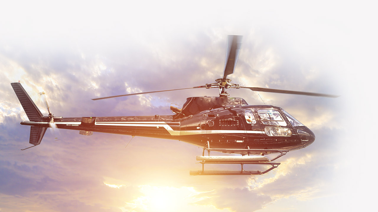 Aerospace - helicopter