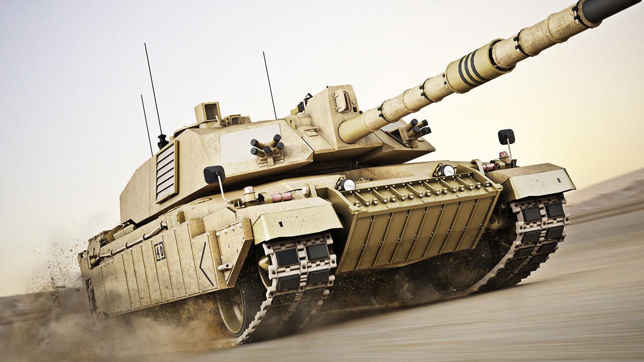 GW Lisk Defense Market