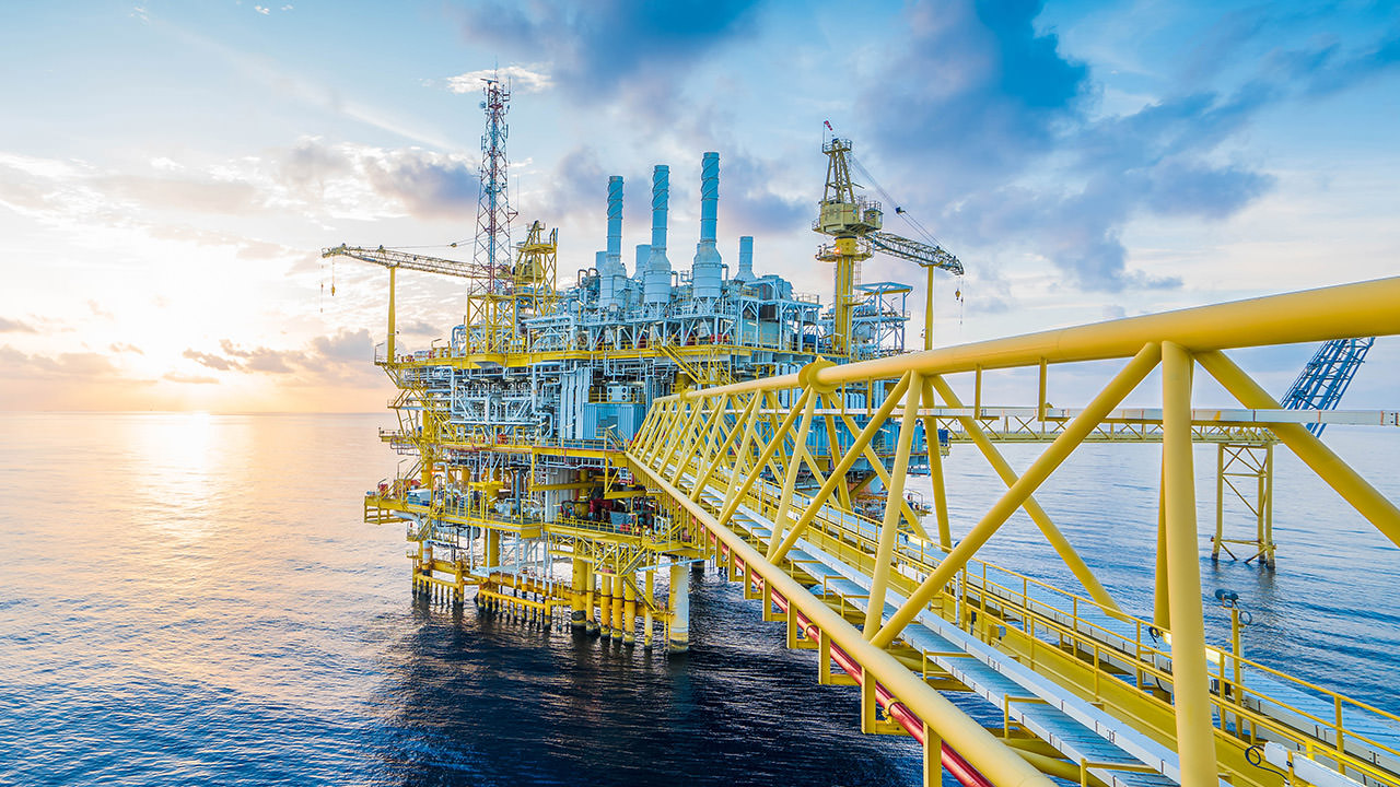 Oil Gas Offshore